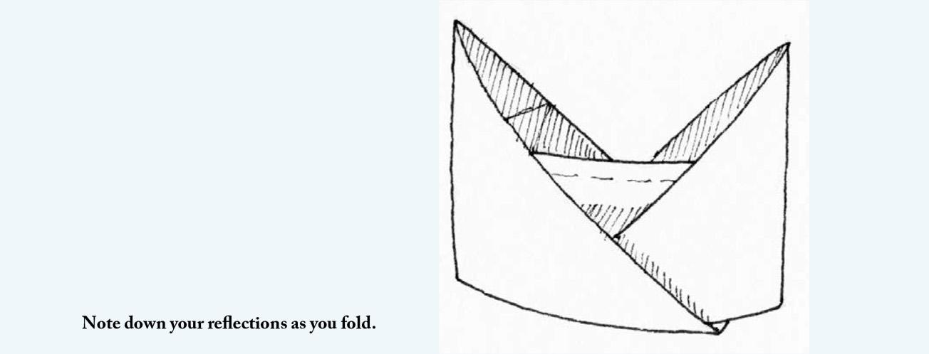 Martin's Origami: Basics | 498x1304